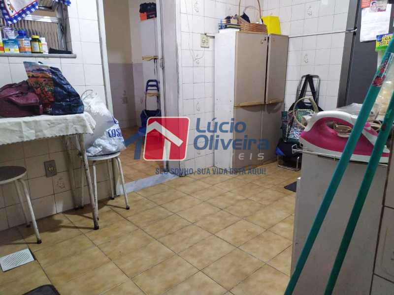 Cozinha... - Apartamento à venda Avenida Monsenhor Félix,Vaz Lobo, Rio de Janeiro - R$ 285.000 - VPAP30423 - 17