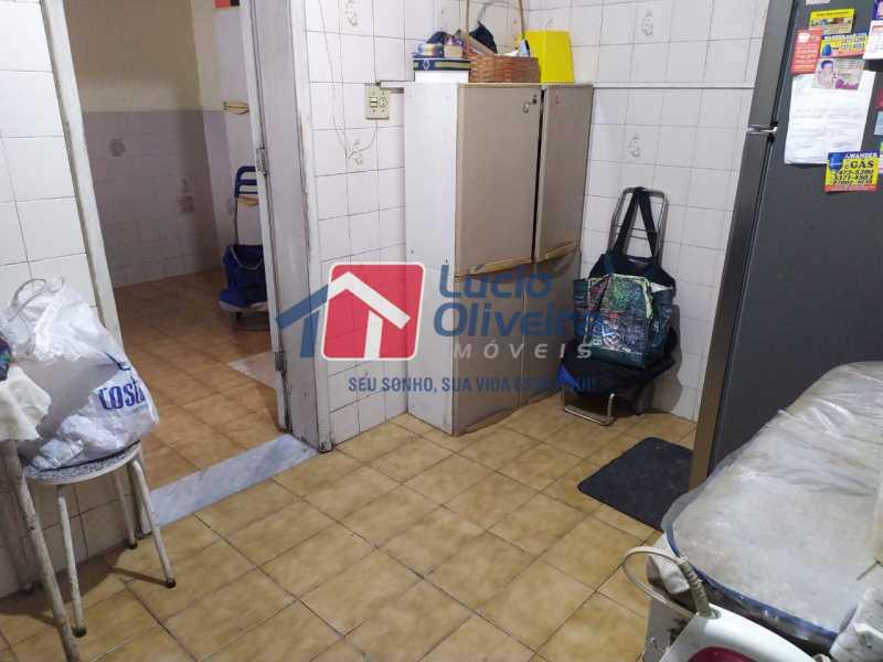 Cozinha. - Apartamento à venda Avenida Monsenhor Félix,Vaz Lobo, Rio de Janeiro - R$ 285.000 - VPAP30423 - 16