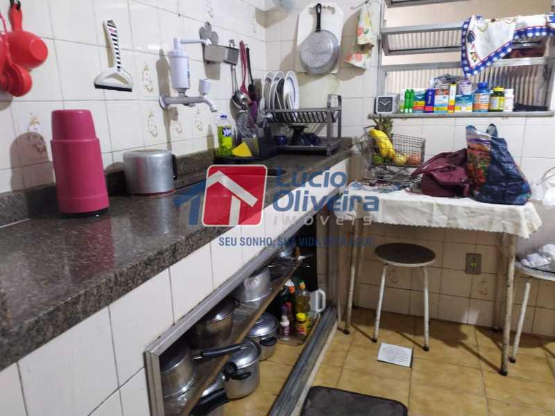 Cozinha - Apartamento à venda Avenida Monsenhor Félix,Vaz Lobo, Rio de Janeiro - R$ 285.000 - VPAP30423 - 14