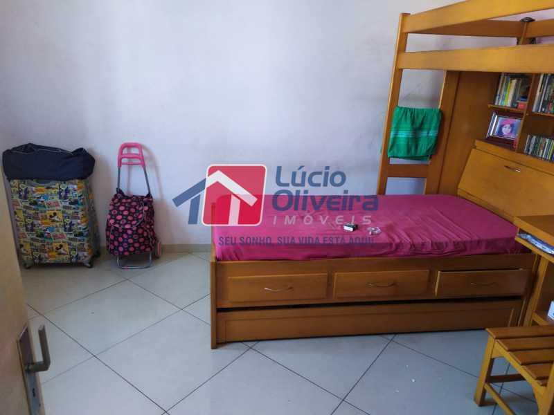 Quarto 1. - Apartamento à venda Avenida Monsenhor Félix,Vaz Lobo, Rio de Janeiro - R$ 285.000 - VPAP30423 - 6