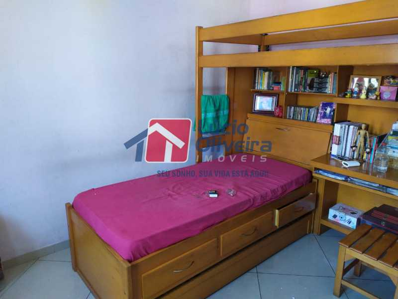 Quarto 1 - Apartamento à venda Avenida Monsenhor Félix,Vaz Lobo, Rio de Janeiro - R$ 285.000 - VPAP30423 - 7