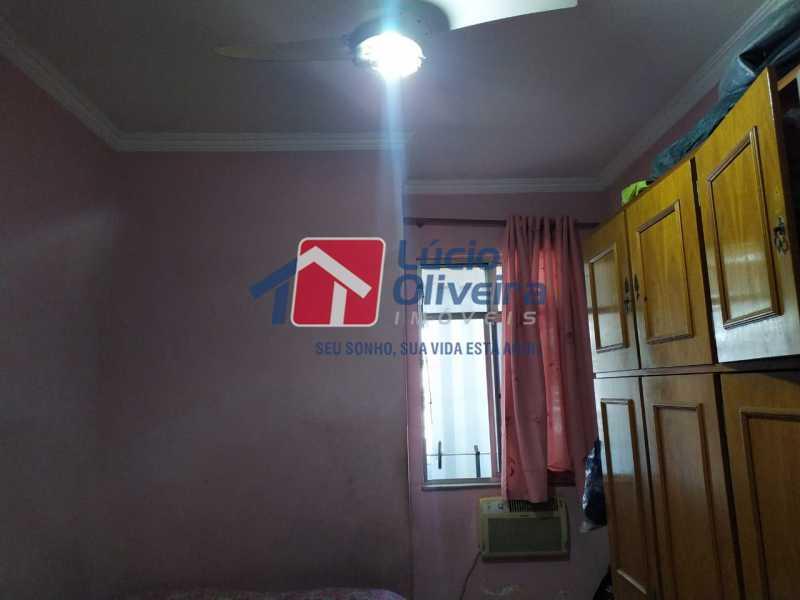 Quarto 2. - Apartamento à venda Avenida Monsenhor Félix,Vaz Lobo, Rio de Janeiro - R$ 285.000 - VPAP30423 - 4