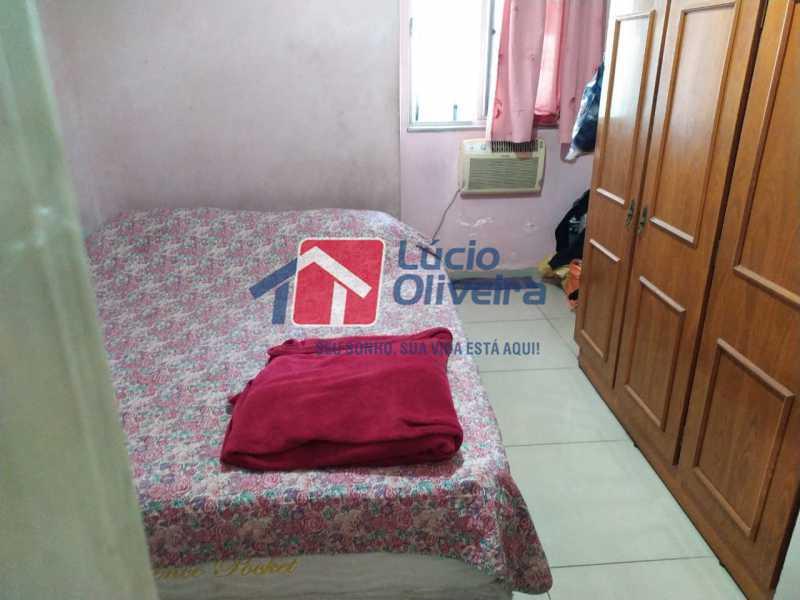 Quarto 2 - Apartamento à venda Avenida Monsenhor Félix,Vaz Lobo, Rio de Janeiro - R$ 285.000 - VPAP30423 - 8