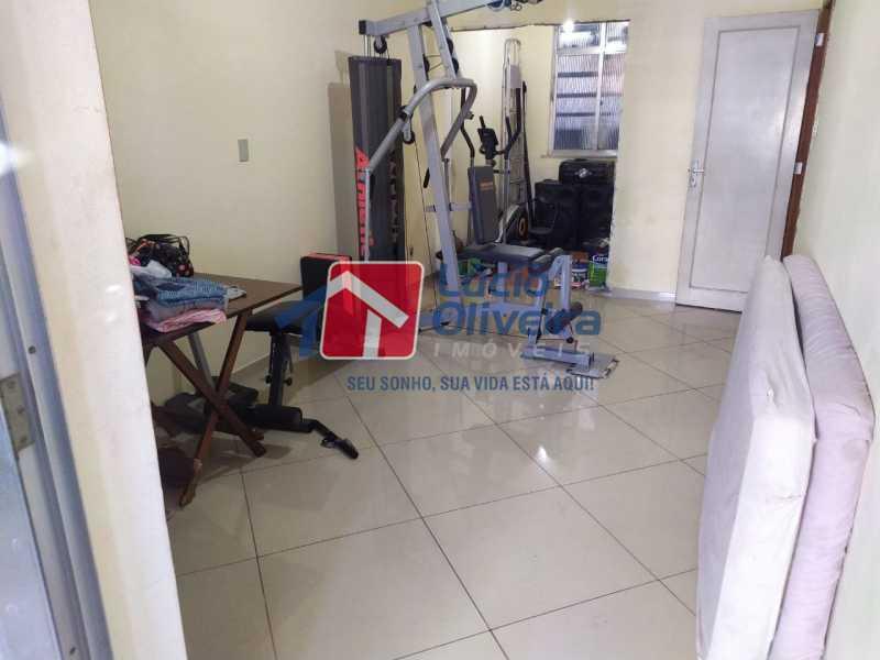 Quarto 3.. - Apartamento à venda Avenida Monsenhor Félix,Vaz Lobo, Rio de Janeiro - R$ 285.000 - VPAP30423 - 19