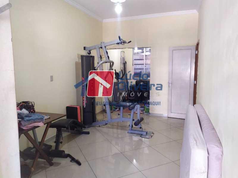 Quarto 3. - Apartamento à venda Avenida Monsenhor Félix,Vaz Lobo, Rio de Janeiro - R$ 285.000 - VPAP30423 - 20