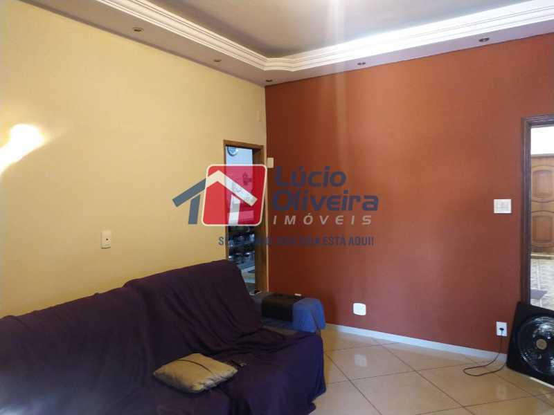 Sala... - Apartamento à venda Avenida Monsenhor Félix,Vaz Lobo, Rio de Janeiro - R$ 285.000 - VPAP30423 - 1