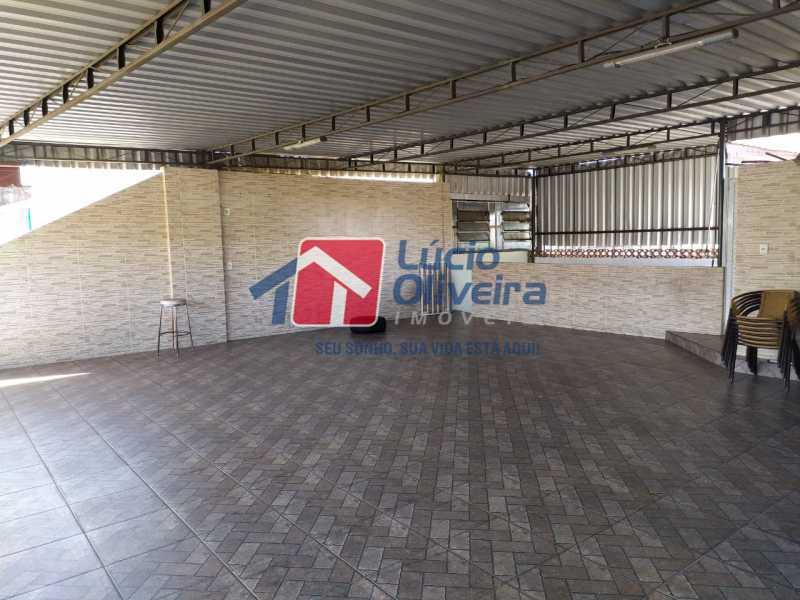 Terraço.. - Apartamento à venda Avenida Monsenhor Félix,Vaz Lobo, Rio de Janeiro - R$ 285.000 - VPAP30423 - 22