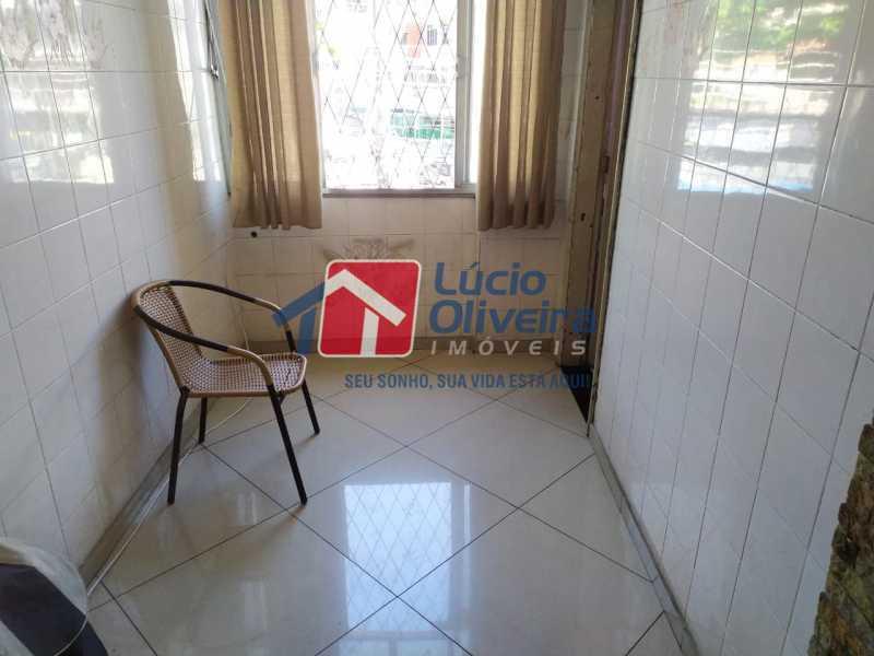 Varanda - Apartamento à venda Avenida Monsenhor Félix,Vaz Lobo, Rio de Janeiro - R$ 285.000 - VPAP30423 - 26