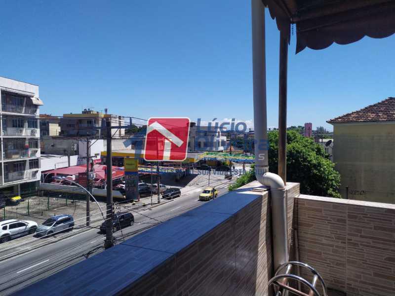 Vista do terraço - Apartamento à venda Avenida Monsenhor Félix,Vaz Lobo, Rio de Janeiro - R$ 285.000 - VPAP30423 - 27