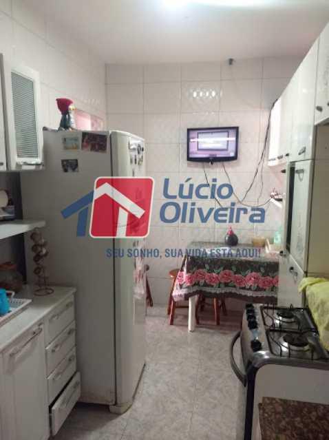cozinha - Casa 3 quartos à venda Vila da Penha, Rio de Janeiro - R$ 400.000 - VPCA30228 - 5