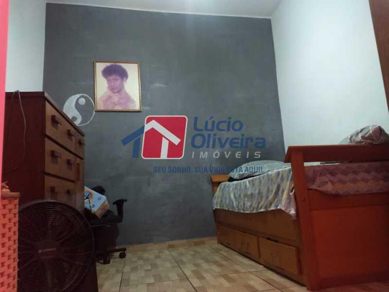quarto casal - Casa 3 quartos à venda Vila da Penha, Rio de Janeiro - R$ 400.000 - VPCA30228 - 6