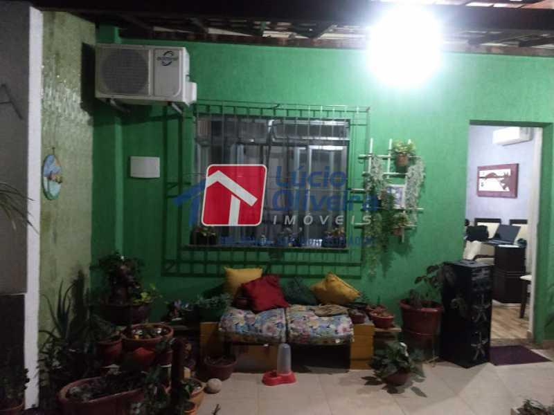 varanda2 - Casa 3 quartos à venda Vila da Penha, Rio de Janeiro - R$ 390.000 - VPCA30228 - 7