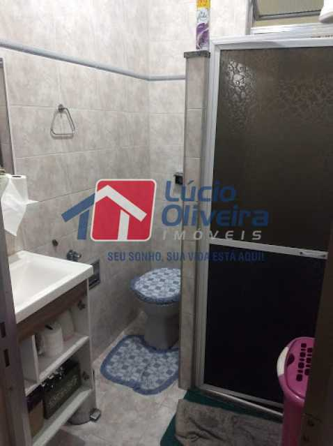 banheiro - Casa 3 quartos à venda Vila da Penha, Rio de Janeiro - R$ 400.000 - VPCA30228 - 10