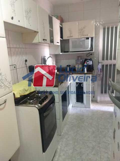 cozinha2 - Casa 3 quartos à venda Vila da Penha, Rio de Janeiro - R$ 400.000 - VPCA30228 - 11