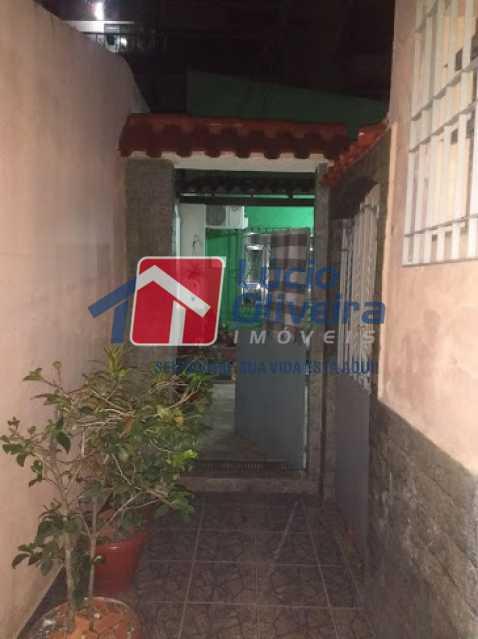 entrada - Casa 3 quartos à venda Vila da Penha, Rio de Janeiro - R$ 390.000 - VPCA30228 - 12