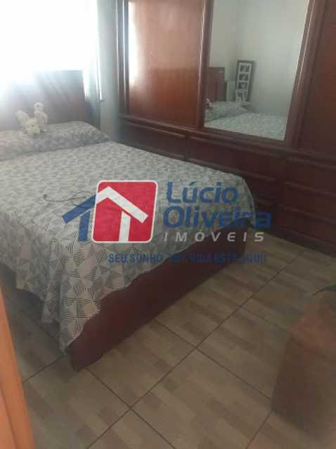 quarto 3 - Casa 3 quartos à venda Vila da Penha, Rio de Janeiro - R$ 400.000 - VPCA30228 - 13