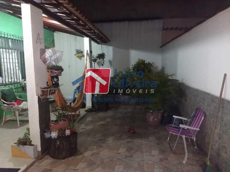 quintal - Casa 3 quartos à venda Vila da Penha, Rio de Janeiro - R$ 400.000 - VPCA30228 - 15