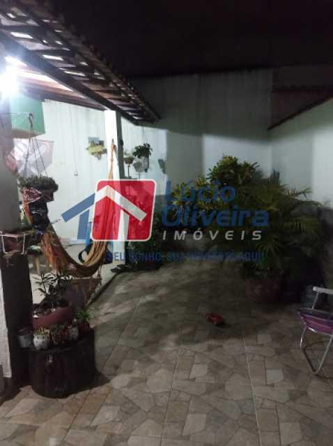 varanda - Casa 3 quartos à venda Vila da Penha, Rio de Janeiro - R$ 390.000 - VPCA30228 - 17