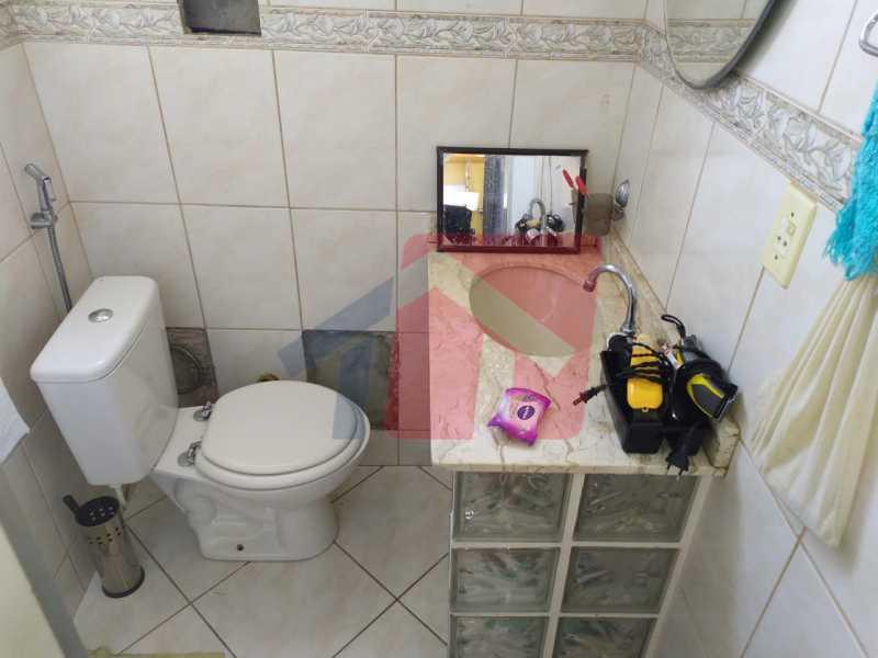 Banheiro suite quarto 3. - Casa em Condomínio 3 quartos à venda Irajá, Rio de Janeiro - R$ 685.000 - VPCN30017 - 16