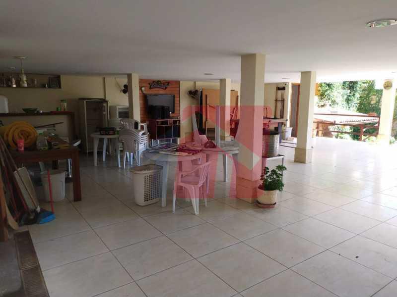 Garagem e espaço de convívio - Casa em Condomínio 3 quartos à venda Irajá, Rio de Janeiro - R$ 685.000 - VPCN30017 - 27