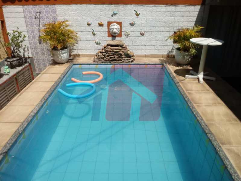piscina - Casa 4 quartos à venda Penha, Rio de Janeiro - R$ 780.000 - VPCA40075 - 4