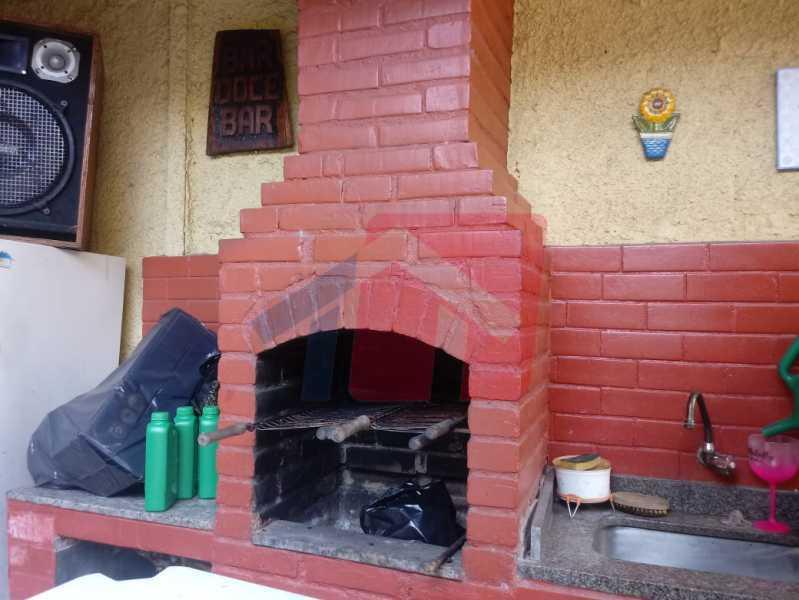 churrasqueira - Casa 4 quartos à venda Penha, Rio de Janeiro - R$ 780.000 - VPCA40075 - 15