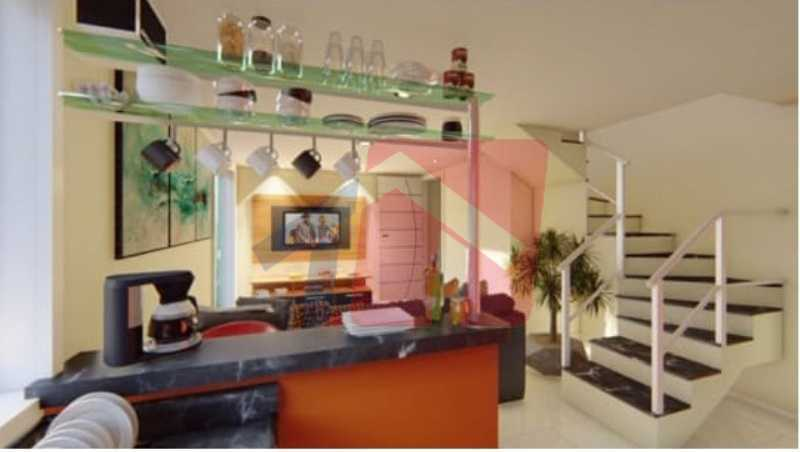 Cozinha.. - Casa de Vila 2 quartos à venda Colégio, Rio de Janeiro - R$ 189.000 - VPCV20074 - 8