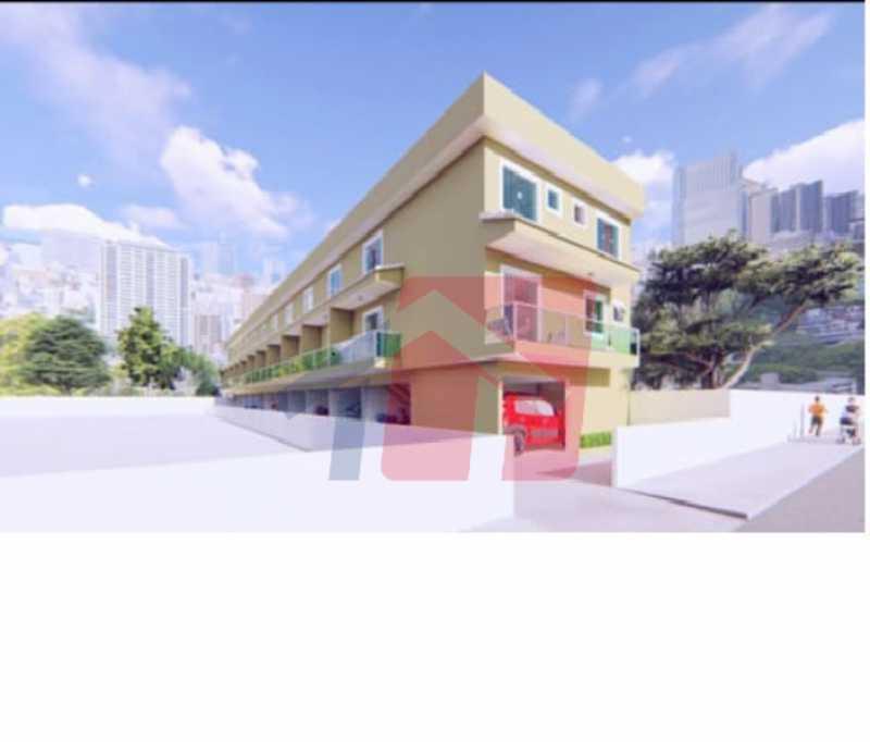 Empreendimento - Casa de Vila 2 quartos à venda Colégio, Rio de Janeiro - R$ 189.000 - VPCV20074 - 1