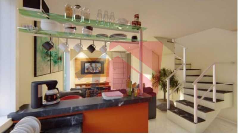 Cozinha.. - Casa de Vila 2 quartos à venda Colégio, Rio de Janeiro - R$ 169.000 - VPCV20075 - 8