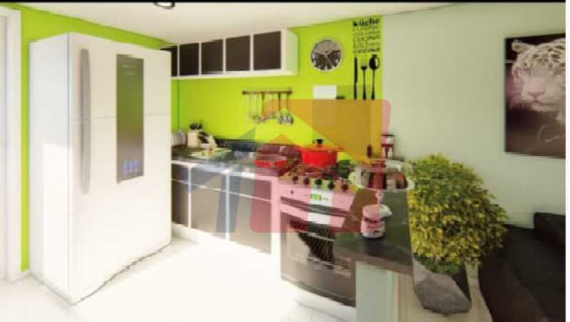 Cozinha - Casa de Vila 2 quartos à venda Colégio, Rio de Janeiro - R$ 169.000 - VPCV20075 - 9