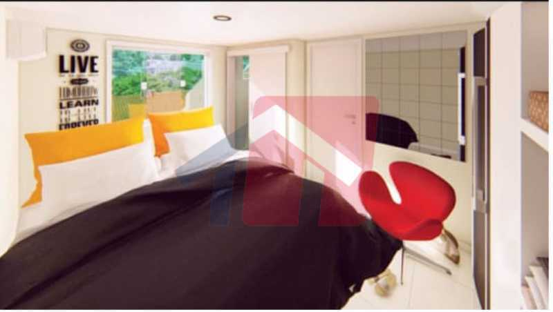 Quarto suite - Casa de Vila 2 quartos à venda Colégio, Rio de Janeiro - R$ 169.000 - VPCV20075 - 10