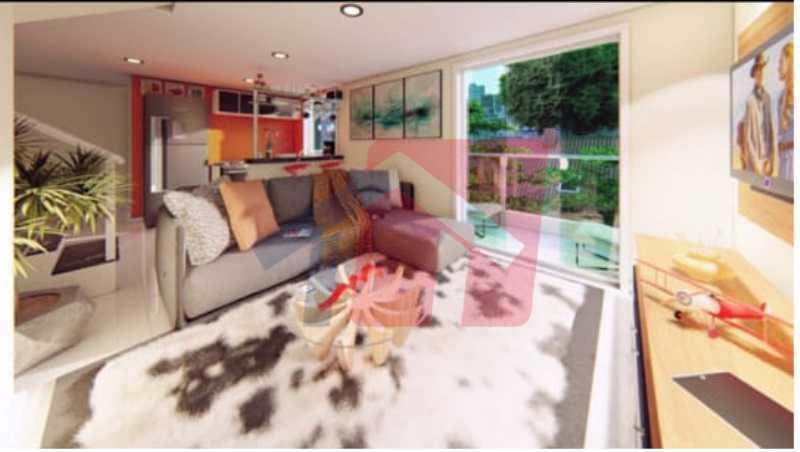 Sala - Casa de Vila 2 quartos à venda Colégio, Rio de Janeiro - R$ 169.000 - VPCV20075 - 6