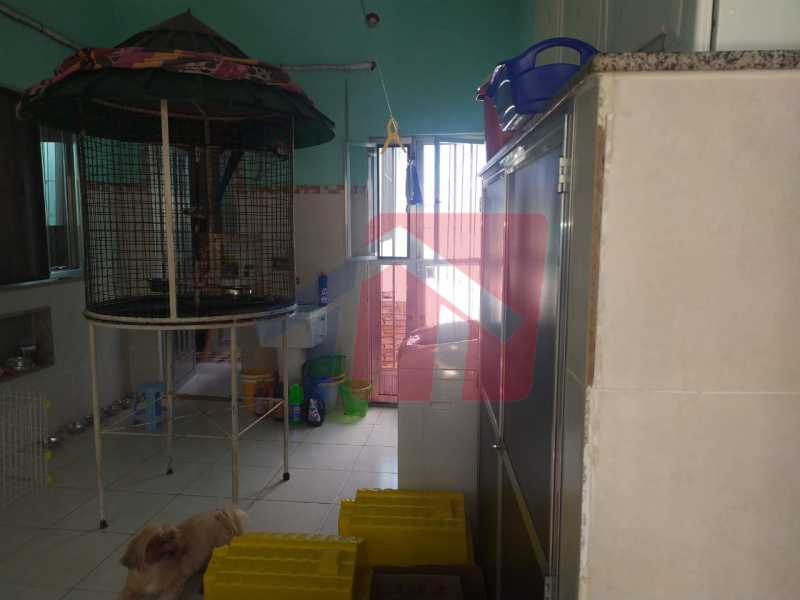 Áre coberta interna... - Casa 2 quartos à venda Vigário Geral, Rio de Janeiro - R$ 245.000 - VPCA20318 - 11