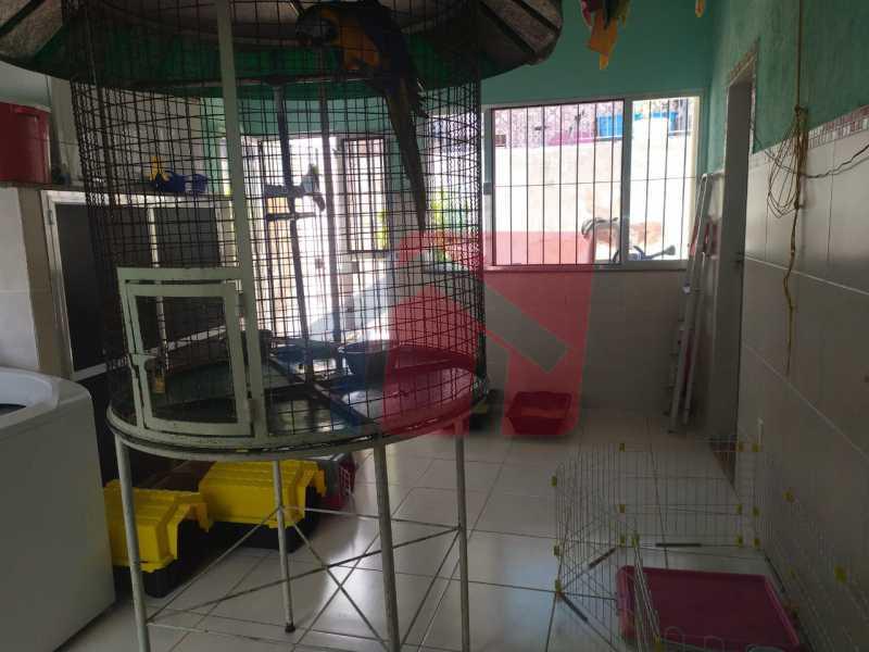 Área coberta interna - Casa 2 quartos à venda Vigário Geral, Rio de Janeiro - R$ 245.000 - VPCA20318 - 12