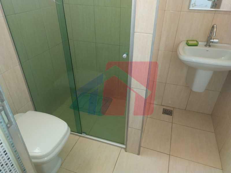 Banheiro social - Casa 2 quartos à venda Vigário Geral, Rio de Janeiro - R$ 245.000 - VPCA20318 - 5