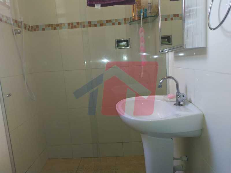 Banheiro suite - Casa 2 quartos à venda Vigário Geral, Rio de Janeiro - R$ 245.000 - VPCA20318 - 17