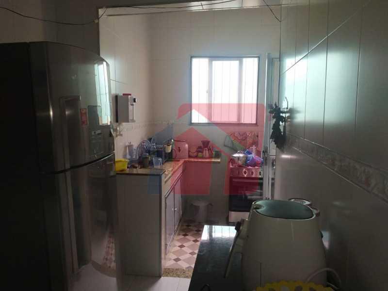 Cozinha. - Casa 2 quartos à venda Vigário Geral, Rio de Janeiro - R$ 245.000 - VPCA20318 - 10