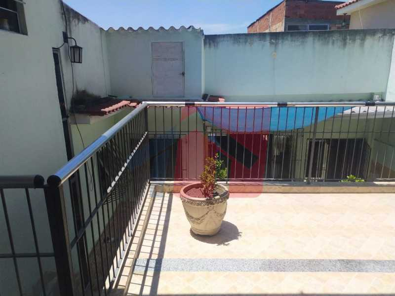 Terraço. - Casa 2 quartos à venda Vigário Geral, Rio de Janeiro - R$ 245.000 - VPCA20318 - 24