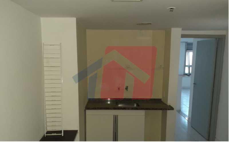 Cozinha 3 - Sala Comercial 314m² à venda Centro, Rio de Janeiro - R$ 680.000 - VPSL00030 - 24