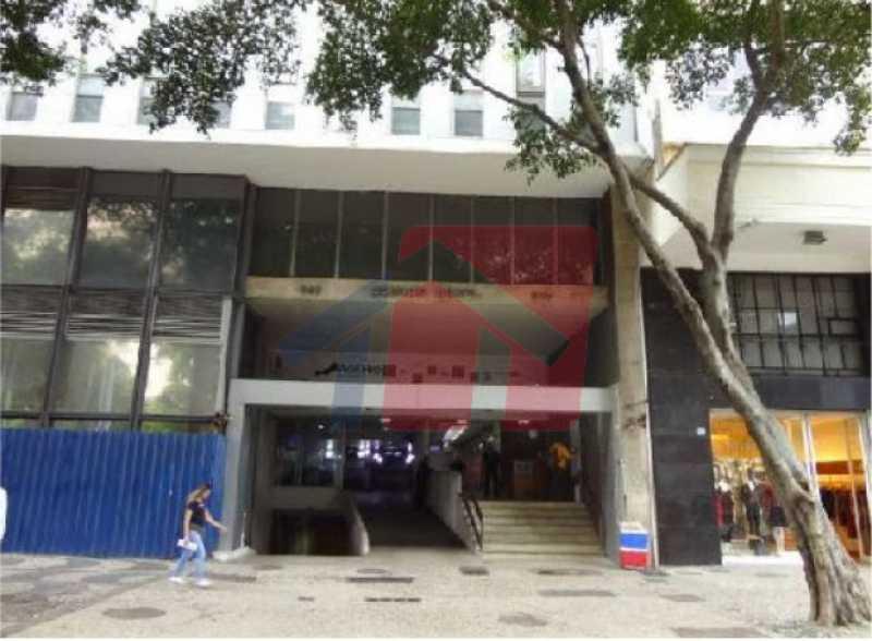 Entrada - Sala Comercial 314m² à venda Centro, Rio de Janeiro - R$ 680.000 - VPSL00030 - 3