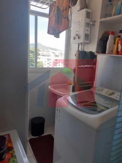 Área de serviço - Apartamento 2 quartos à venda Taquara, Rio de Janeiro - R$ 380.000 - VPAP21680 - 21