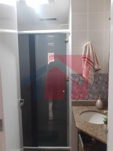 Banheiro. - Apartamento 2 quartos à venda Taquara, Rio de Janeiro - R$ 380.000 - VPAP21680 - 13