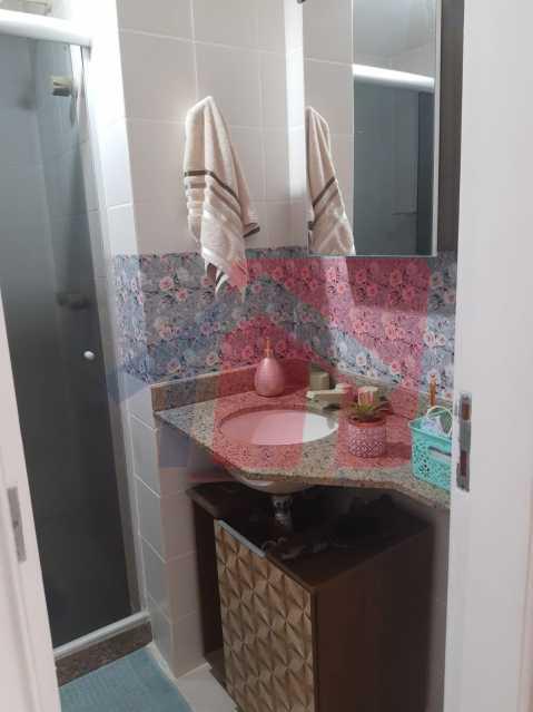 Banheiro - Apartamento 2 quartos à venda Taquara, Rio de Janeiro - R$ 380.000 - VPAP21680 - 15
