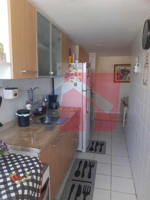 Cozinha..... - Apartamento 2 quartos à venda Taquara, Rio de Janeiro - R$ 380.000 - VPAP21680 - 17
