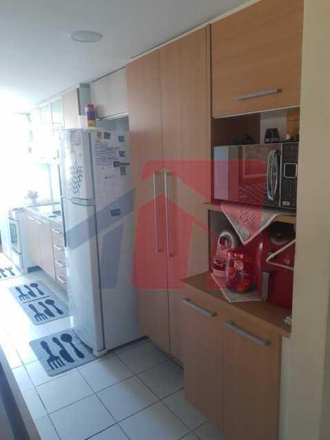 Cozinha.... - Apartamento 2 quartos à venda Taquara, Rio de Janeiro - R$ 380.000 - VPAP21680 - 18