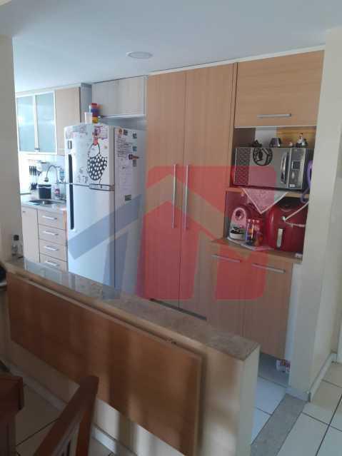 Cozinha... - Apartamento 2 quartos à venda Taquara, Rio de Janeiro - R$ 380.000 - VPAP21680 - 8