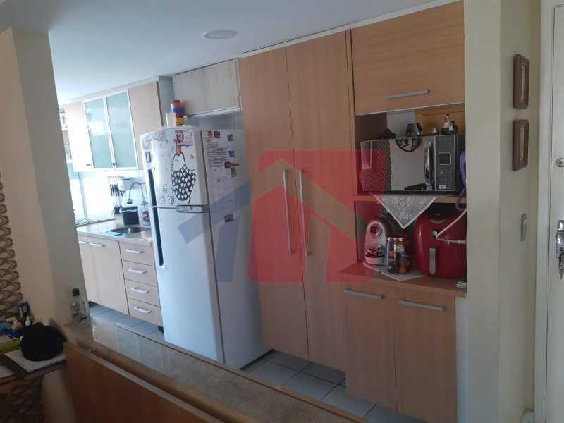 Cozinha.. - Apartamento 2 quartos à venda Taquara, Rio de Janeiro - R$ 380.000 - VPAP21680 - 16