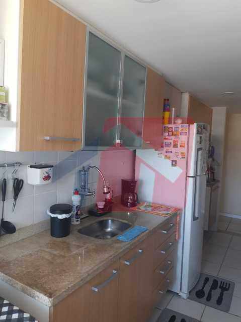 Cozinha. - Apartamento 2 quartos à venda Taquara, Rio de Janeiro - R$ 380.000 - VPAP21680 - 20