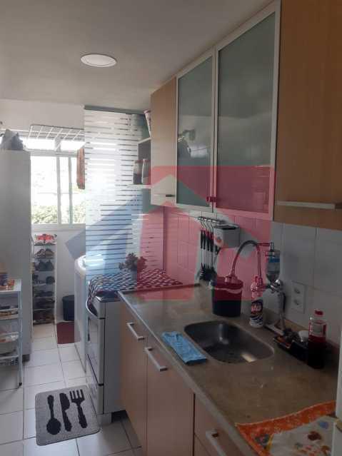 Cozinha - Apartamento 2 quartos à venda Taquara, Rio de Janeiro - R$ 380.000 - VPAP21680 - 19