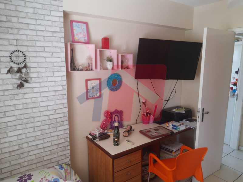 Quarto 1. - Apartamento 2 quartos à venda Taquara, Rio de Janeiro - R$ 380.000 - VPAP21680 - 11